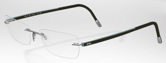 Eyeglass Frame Repair Berkeley : OCTAGONAL RIMLESS EYEGLASSES - EYEGLASSES